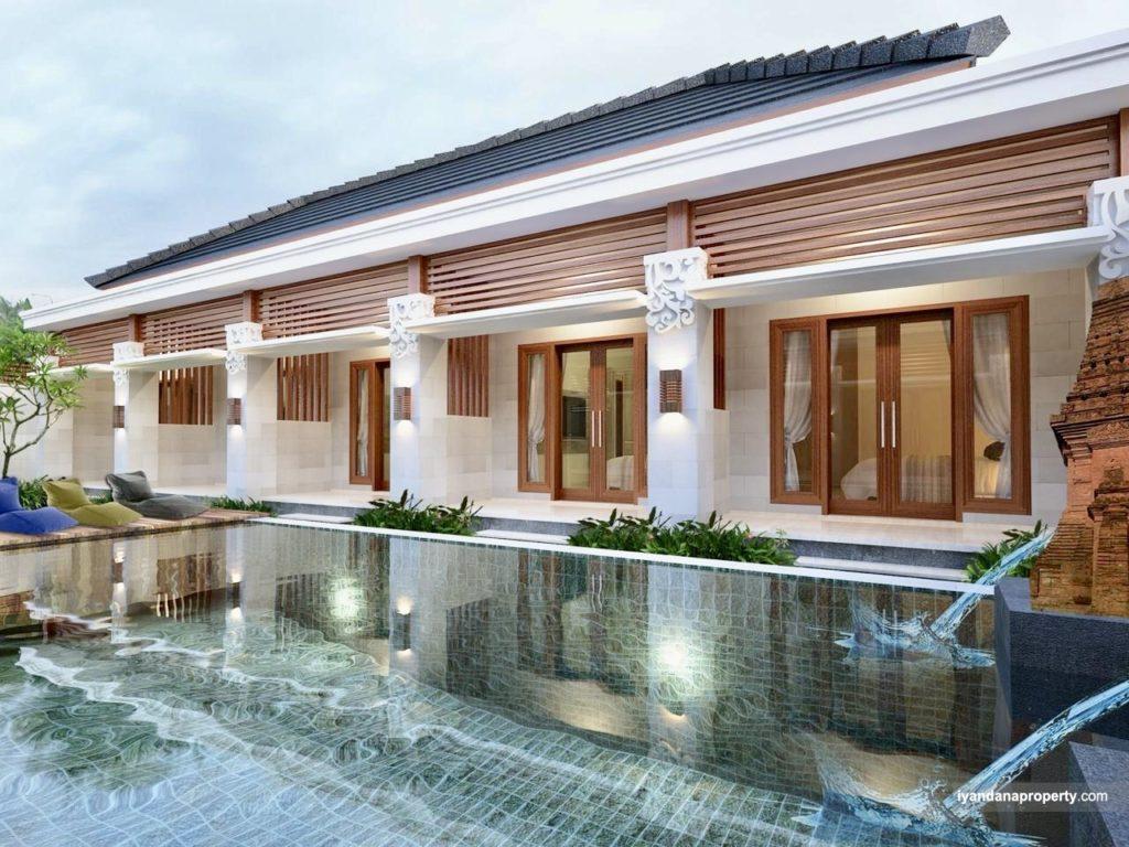 For rent villa ID:YRT03 di canggu kuta bali near seminyak sunset road denpasar