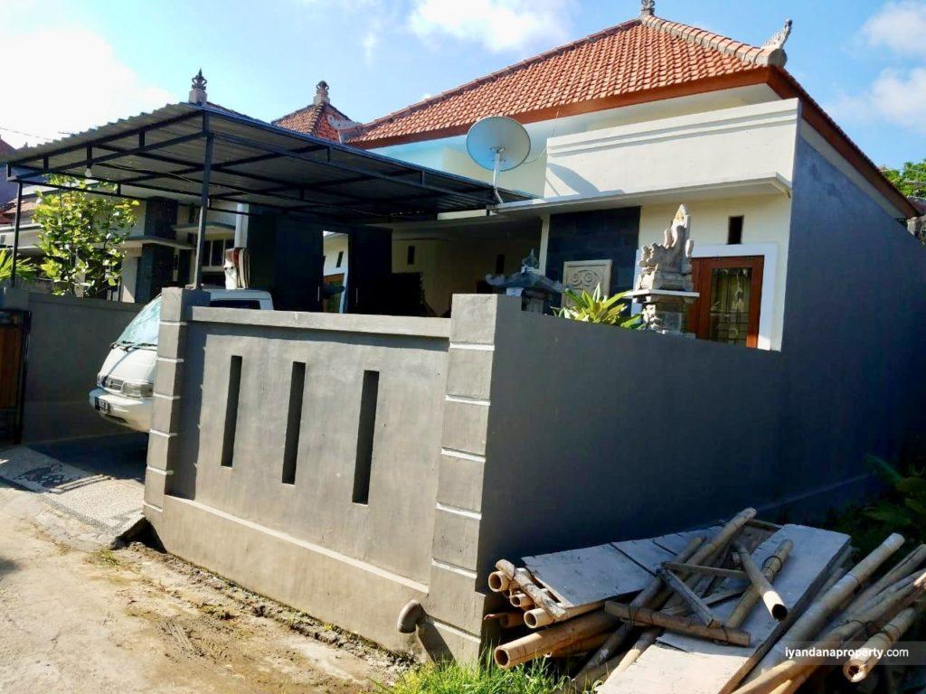 For sale rumah ID:NNY01 di batubulan gianyar bali near sanur denpasar