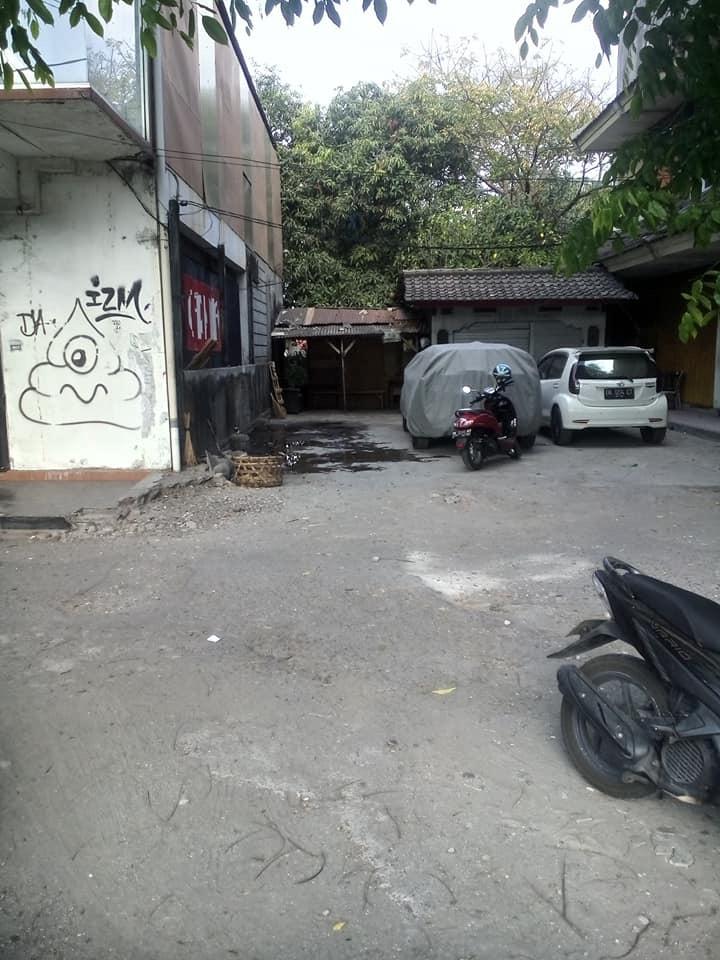 For sale ID:SX-286 jual tanah 1,26 are at ponegoro denpasar bali near sanur renon sesetan