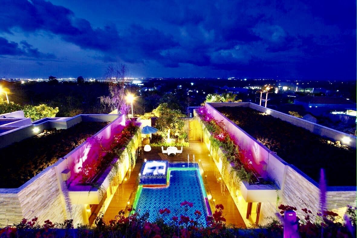 Rent sewa ID:A-19 villa luxury nusa dua kuta bali near jimbaran GWK uluwatu