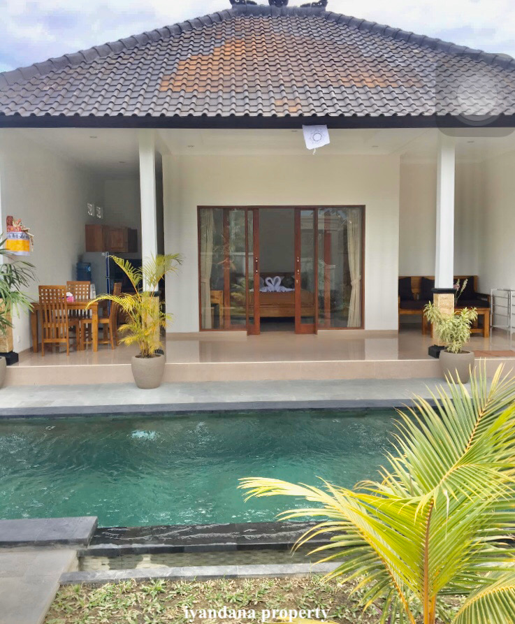 Rent sewa ID:B-18 villa ubud gianyar bali near central ubud