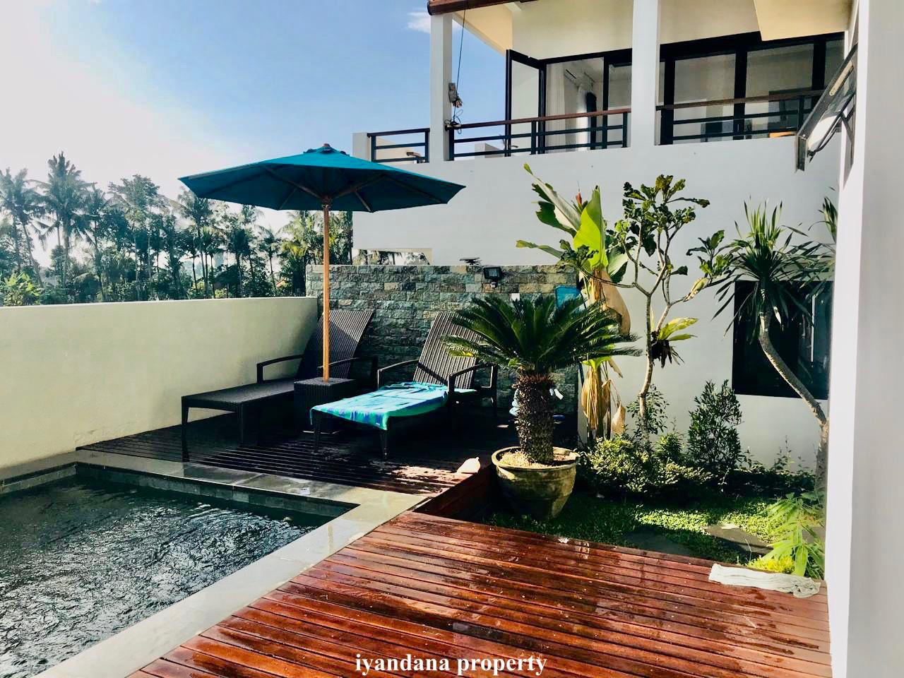 Rent sewa ID:B-13 villa ubud gianyar bali near central ubud