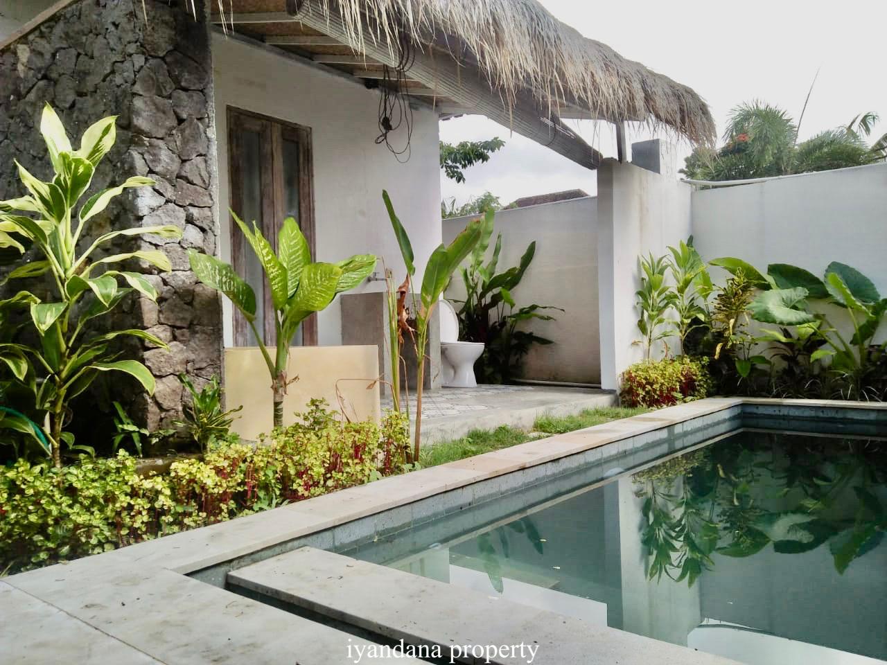 For rent sewa ID:B-137 villa ubud gianyar bali near central ubud